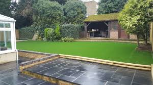 if you re planning on updating your garden with artificial grass you might like to know how it s going to fit in with the other features of your garden