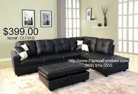 sofa and ottoman set and black leather sectional sofa couch and storage ottoman set 94 batman