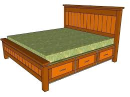 king storage bed plans. Storage Bed Plans Queen Size King Frame With Drawers
