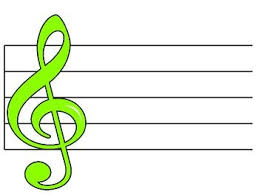 Blank Treble Clef Music Staff Blank Treble Staff Freebie Music Music Education