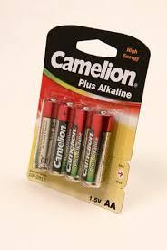 <b>Батарейка</b> щелочная <b>Camelion</b> LR6 AA 4 шт купить в г. Россия в ...