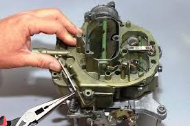 Autolite 4100 Cfm Chart How To Rebuild The Autolite 4300 Carburetor