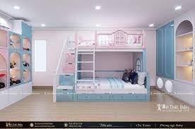 MẪU GIƯỜNG TẦNG ĐẸP DÀNH CHO BÉ TRAI VÀ BÉ GÁI | Giường tầng, Giường, Phòng  ngủ