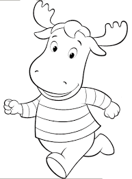 Small Picture Backyardigans Coloring Pages Coloring Pages To Print