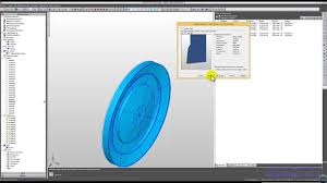 featurecam пример обработки диска на токарном станке ЧПУ  featurecam пример обработки диска на токарном станке ЧПУ