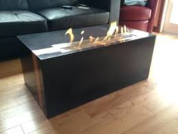 ethanol fireplace coffee table ethanol fireplace coffee table addicts bio ethanol fire coffee table