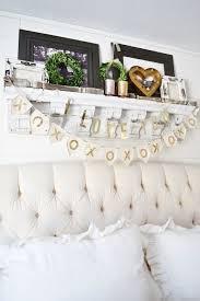 40 DIY Romantic Bedroom Decorating Ideas Country Living Adorable Diy For Bedroom