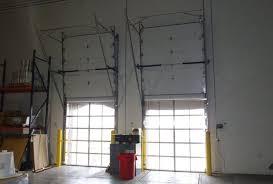 Chicago Commercial Garage Door Repair Installation