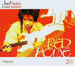Youngblood Lonnie Hendrix Jimi Red House 4 CD Album for sale ...