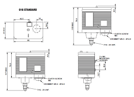 pressure switch ranco 016 h6703 shop ranco pressure control wiring diagram low pressure switch range of control 0,3 7,0 bar; �p 0,6 4,0 bar; connection 1 4\