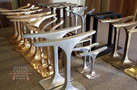 furniture design studios. Jeffrey Green: Table Bases Furniture Design Studios