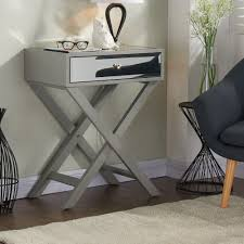 grey accent table  house decorations