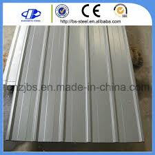 china prepainted color coated galvanized corrugated steel sheet for roofing used china roofing sheet zinc coating