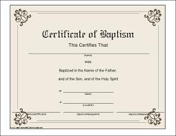 Baptized Certificate Elegant This Printable Baptismal Certificate