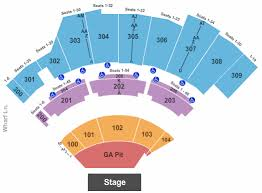 Time Warner Cable Music Pavilion Seating Chart The Wharf Amphitheatre Tickets With No Fees At Ticket Club