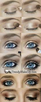 prom makeup for blue eyes 20 gorgeous makeup ideas for blue eyes