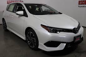 New 2018 Toyota Corolla iM Hatchback in Escondido #1017047 ...