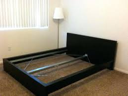 Malm Bed Frame Ikea High Black Brown Full Assembly Instructions Video. Malm  Bed Frame With Storage Review Twin Low. Malm Bed Frame Low Queen Full ...