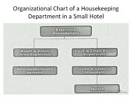 Introduction Housekeeping Organization