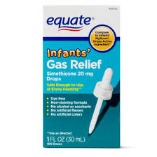 Equate Infants Gas Relief Simethicone Drops 100 Ct 1 Oz