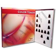 Colour Touch Colour Chart Wella Color Touch Colour Chart
