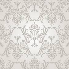 Vintage Wallpaper Patterns New Vector Seamless Vintage Wallpaper Pattern On Gradient Background