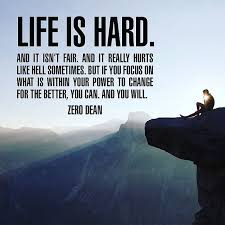 Life Is Hard Quotes 40 Kitap Yazarları Extraordinary Life Is Hard Quotes