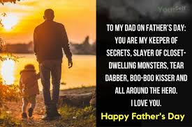 2019 Happy Fathers Day Quotes Wishes From Son Daughter