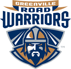 Greenville Road Warriors Logo Vector (.SVG) Free Download