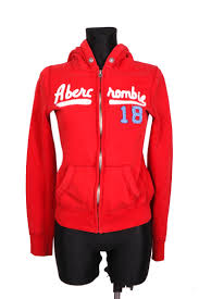 Abercrombie Womens Size Chart Details About Abercrombie Womens Sweatshirt Zipper Hood S