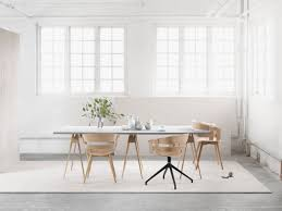 extraordinary minimalist dining chair 40 room to leave you hungry for style 1 photographer jona lindström