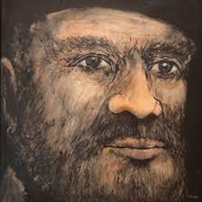 "Nacho Jaramillo Art Exhibit in Burris Hall 3/17/2014. "" - JaramilloExhibit314_0003_web"