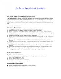 Sales Supervisor Job Description Resume Resumes Supervisor Job Description For Resume Warehouse Duties 23