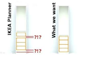 doors picture of using the planner sliding problems wardrobe instructions ikea pax as room