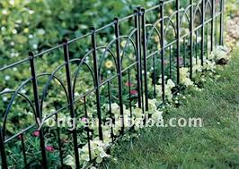 Dream garden  Short fencing