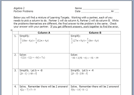 converting quadratic equations worksheet