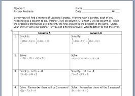 converting quadratic equations worksheet