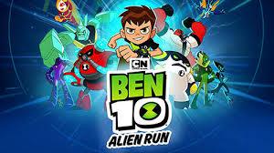 ben 10 alien run apk for