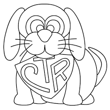 Small Picture CTR Coloring Page Coloring Book