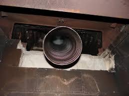 fireplace insert chimney liner