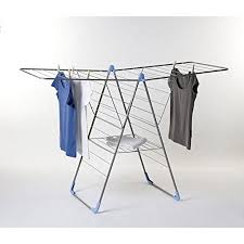 Amazon.com: Moerman 88346 Y-Airer Indoor Folding Clothes Drying Rack (Up to  79 Feet Of Drying Space): Home & Kitchen