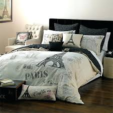 eiffel tower bedding queen bedding looking for new my newly decorated room within tower comforter set