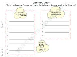 Handwriting Paper Printable Free Adorable Bossy R Worksheets Best Images About Phonics On Free Printable Magic