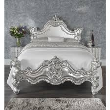 Furniture direct 365 Furniture Bedroom Silverestelleantiquefrenchstylebed Homesdirect365 Beautifully Designed French Furniture By Homes Direct 365 Homes