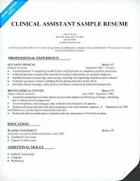 14 New Medical Assistant Resume Template Pictures