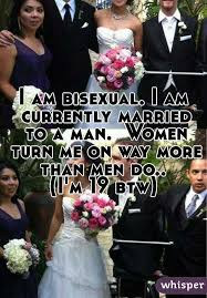 I am a bisexual female