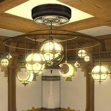 star chandelier