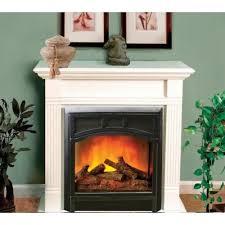 comfort flame electric fireplace arlington mini