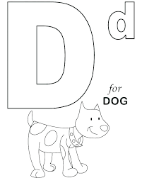 Abc Coloring Pages For Preschoolers Coloring Pages For Toddlers