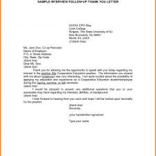 Job Interview Follow Up Letter Sample Valid Sample Follow Up Email ...